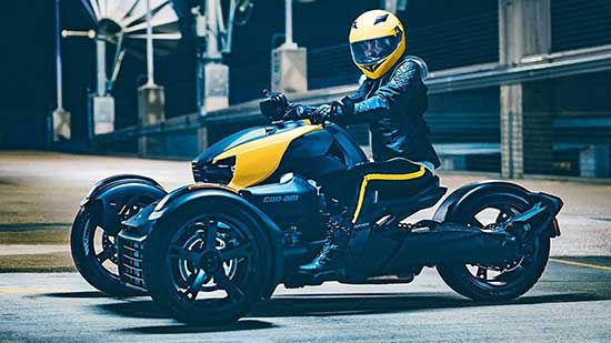 Image result for 2019 can-am ryker polaris